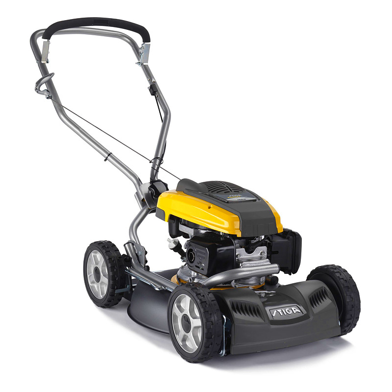 Stiga Multiclip Pro 50 48cm Push Petrol Lawnmower