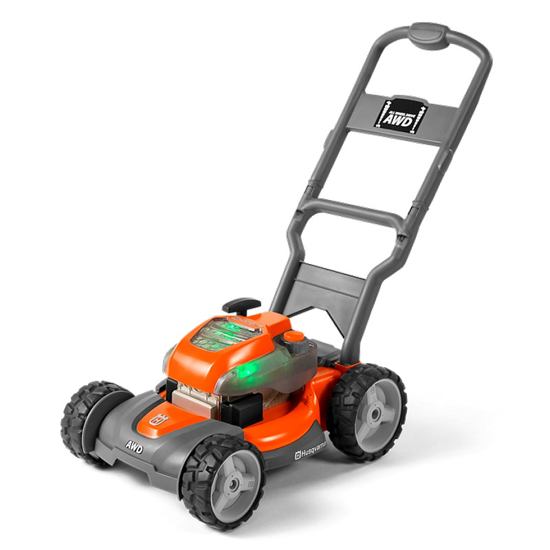 Husqvarna Toy Lawnmower - Ages 3+
