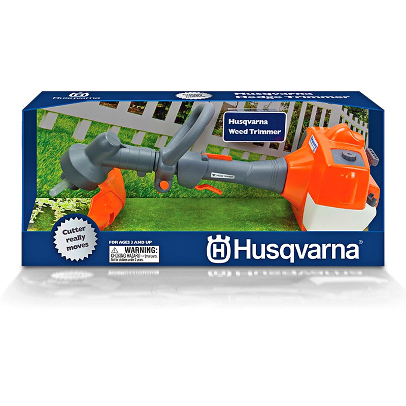 Husqvarna Toy Weed Trimmer - Ages 3+