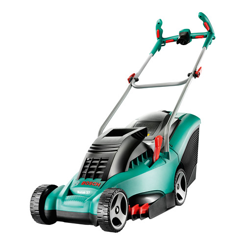 Bosch Rotak 37 ErgoFlex 1400W 37cm Cut Electric Wheeled Rotary Lawnmower