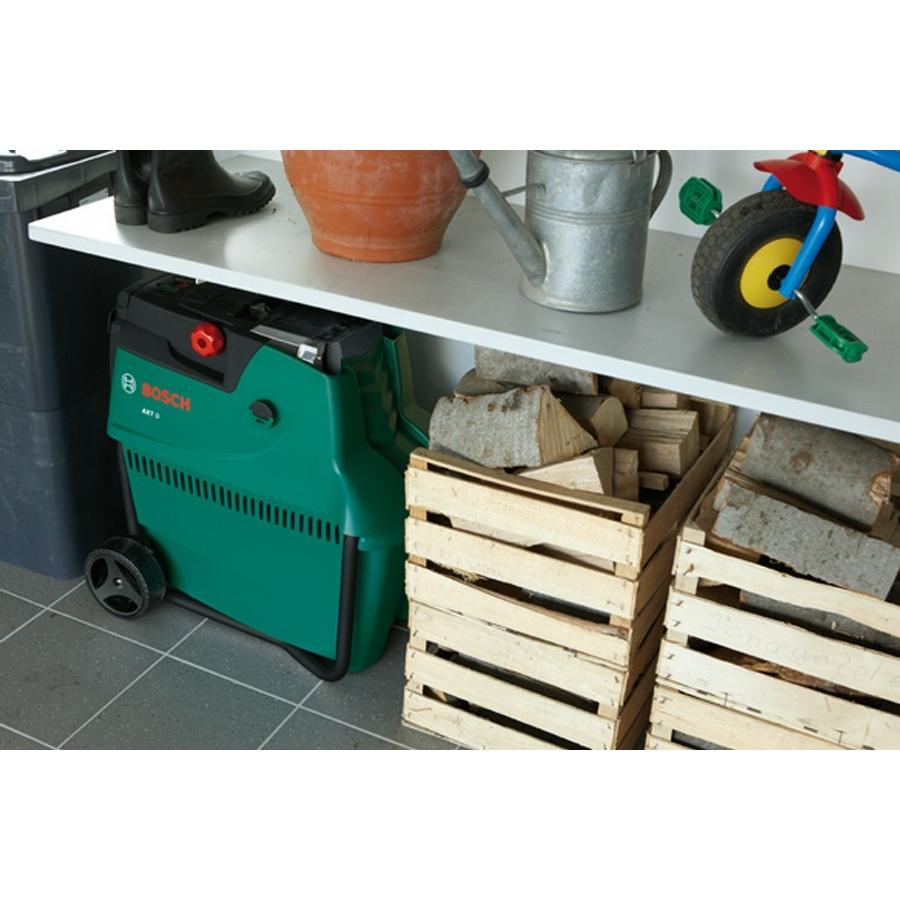 bosch axt 25 tc electric shredder mowers spares. Black Bedroom Furniture Sets. Home Design Ideas