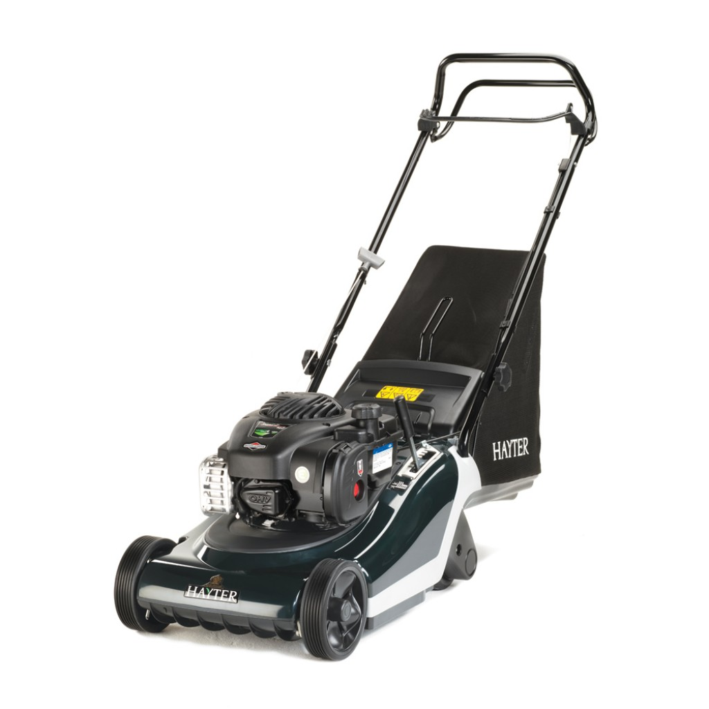 Hayter Spirit 41 Petrol Four Wheel Push Lawn Mower 616j
