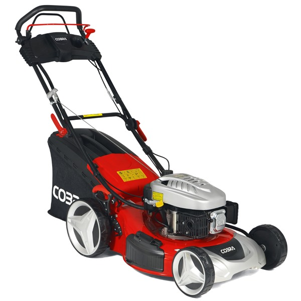 Lawn General Riding Mower Parts : Cobra mx spce quot petrol self propelled electric start