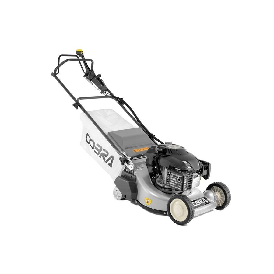 Cobra Rm53sphpro 21 Quot Professional Petrol Rear Roller Self