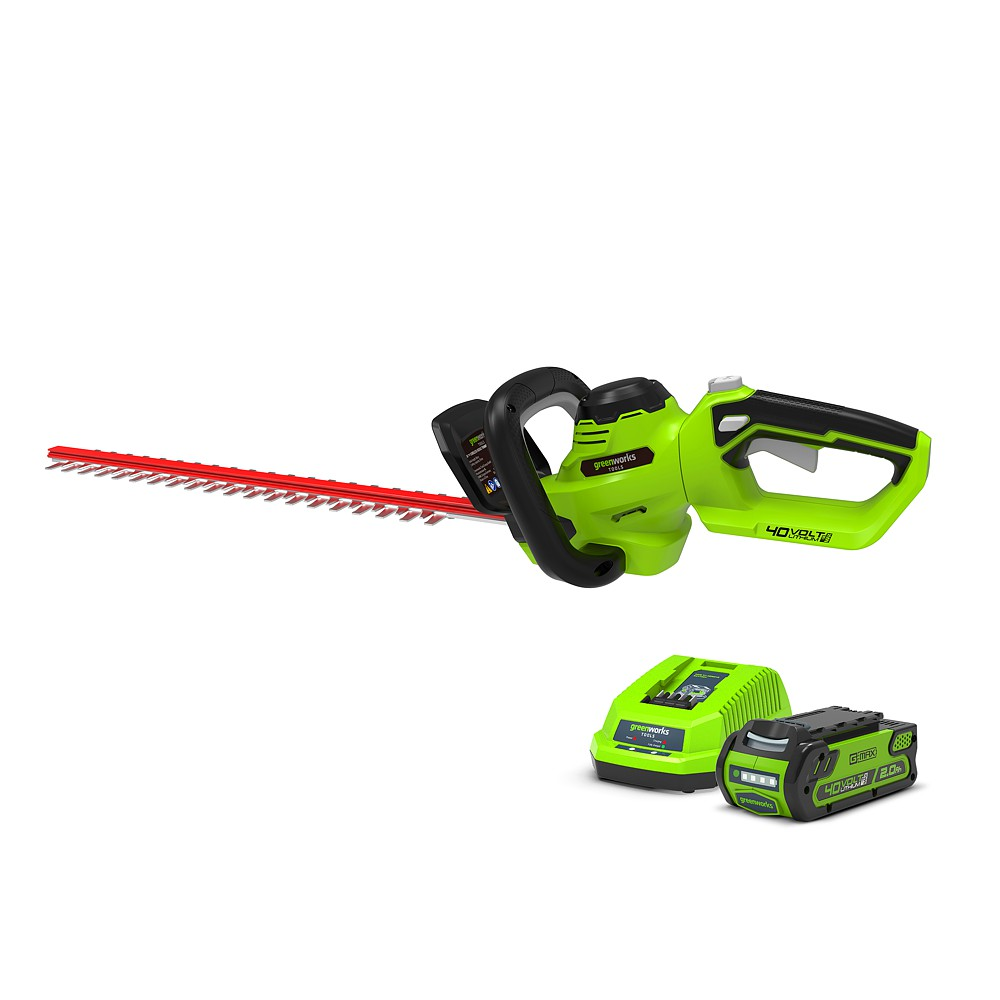 EGO HTX6500 65cm Commercial Battery Hedgetrimmer - Tool Only
