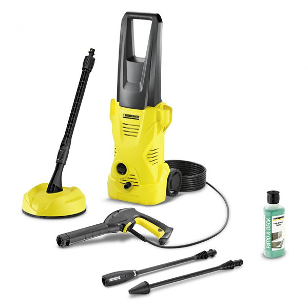 karcher k2 compact pressure washer mowers spares. Black Bedroom Furniture Sets. Home Design Ideas