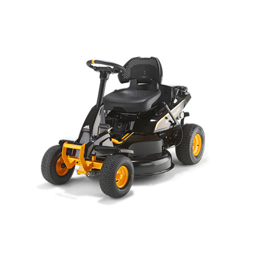 Mcculloch m105 77xc 77cm petrol ride on mower mowers for Chambre a air tracteur tondeuse