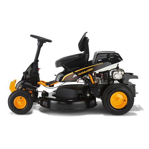 mcculloch m105 77xc 77cm petrol ride on mower mowers spares. Black Bedroom Furniture Sets. Home Design Ideas