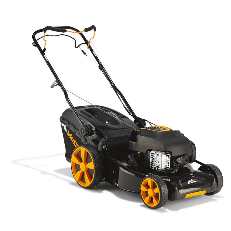 mcculloch m40 125 40cm petrol push lawn mower mowers. Black Bedroom Furniture Sets. Home Design Ideas