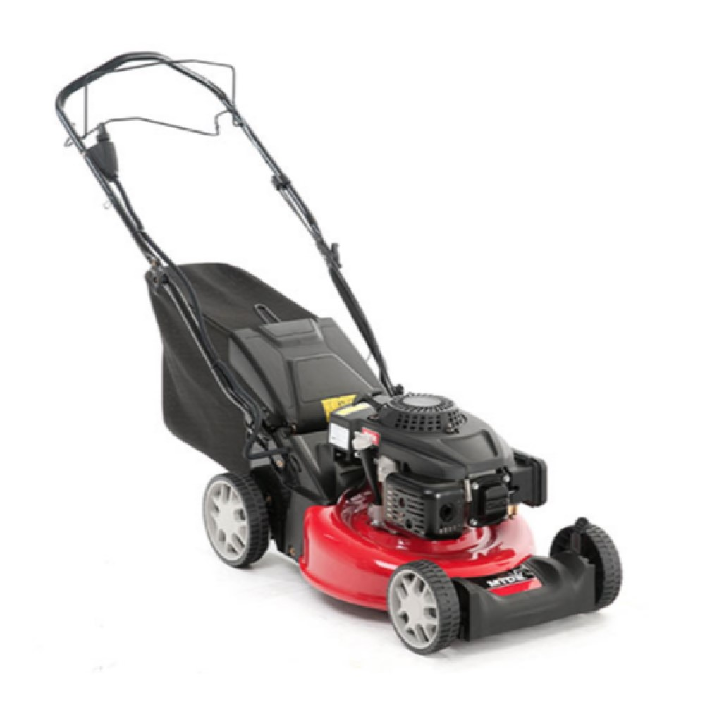 16 Mtd Tractor : Cobra m spc quot self propelled petrol lawn mower mowers