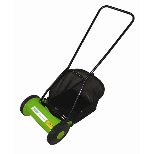 The Handy 30cm Side Wheel Cylinder Hand Lawn Mower