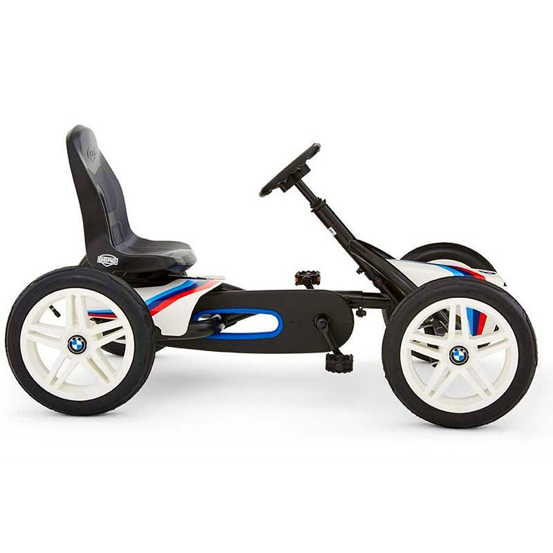 BERG Buddy BMW Street Racer Go-Kart - Ages 3 to 8