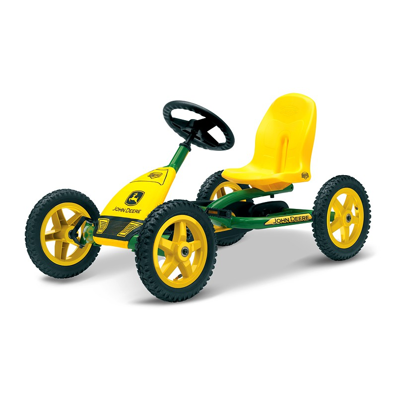 BERG Buddy John Deere Go-Kart - Ages 3 to 8