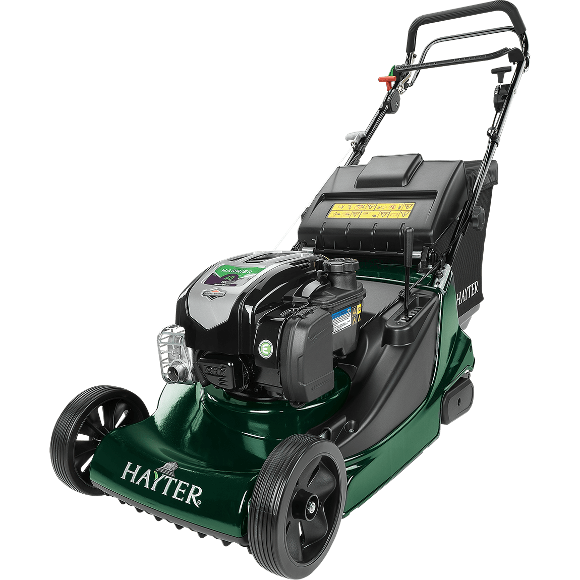 Hayter Harrier 48 Auto-Drive with Variable Speed and Electric Start Lawnmower (Code476A)