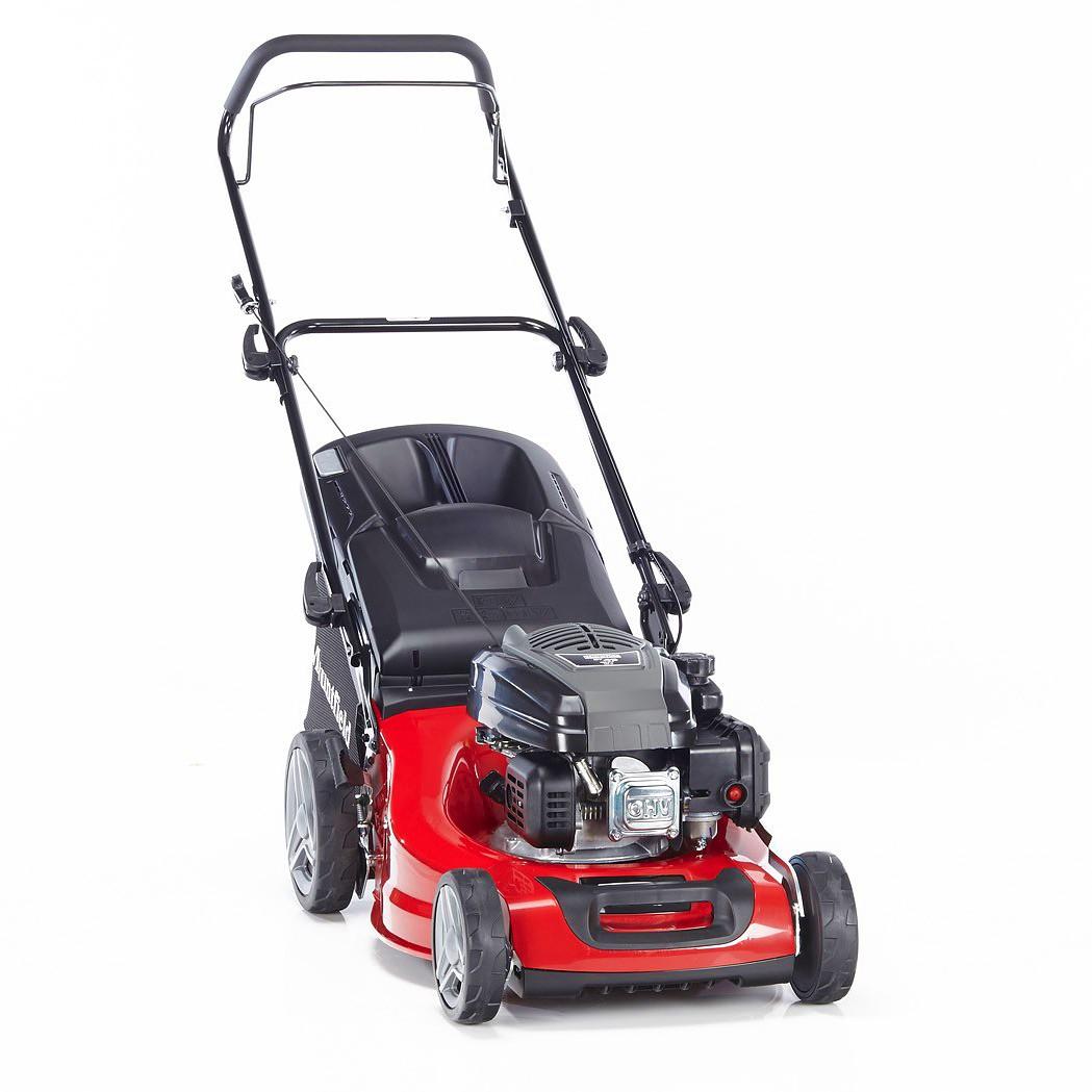 """Webb R41HP 16"""" Push Steel Deck Petrol Lawn Mower   Mowers & Spares"""